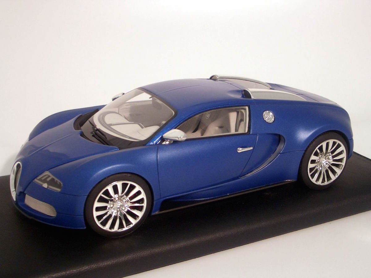 bugatti veyron 16 4 blue centenarie limited edition 30 pcs. Black Bedroom Furniture Sets. Home Design Ideas