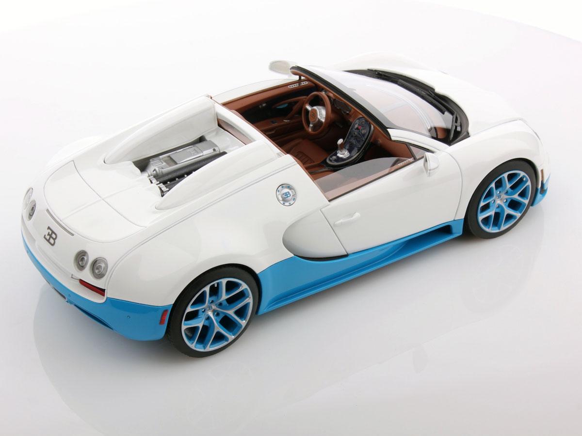 bugatti veyron 16 4 grand sport vitesse special edition paris motorshow 2012 1 18 mr. Black Bedroom Furniture Sets. Home Design Ideas