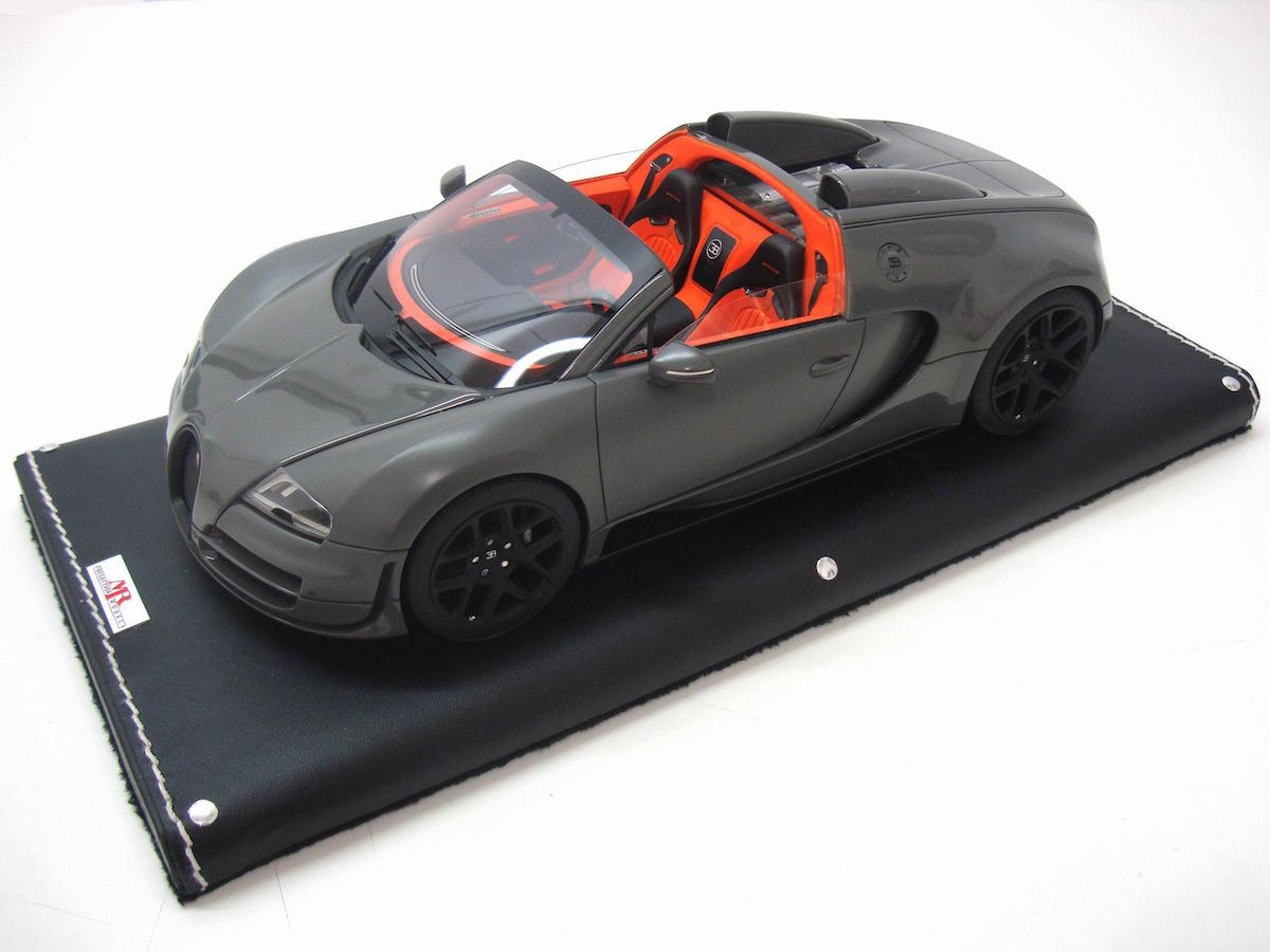 bugatti veyron 16 4 grand sport vitesse 1 18 mr collection models. Black Bedroom Furniture Sets. Home Design Ideas