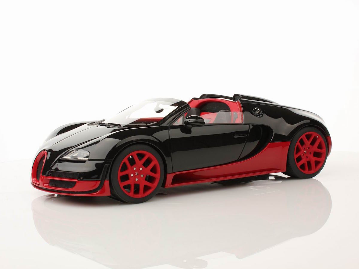 bugatti veyron 16 4 grand sport vitesse 1 18 mr collection models. Black Bedroom Furniture Sets. Home Design Ideas