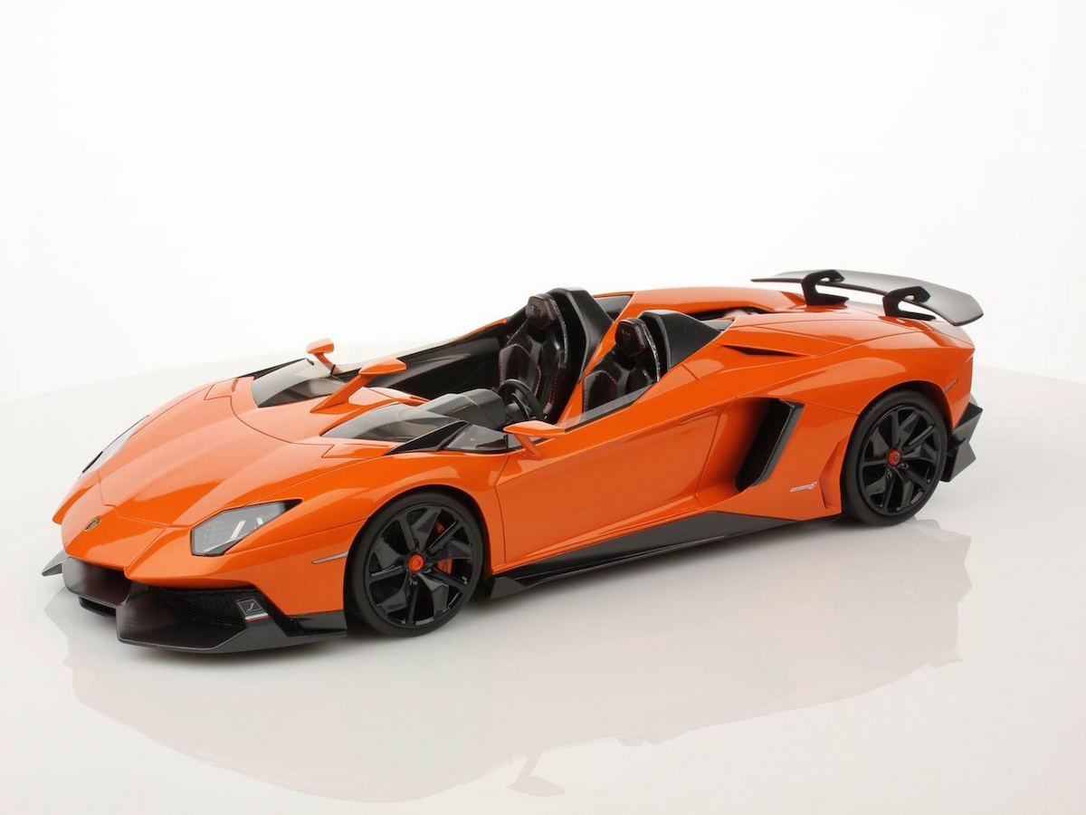 Lamborghini Aventador J 1 18 Mr Collection Models
