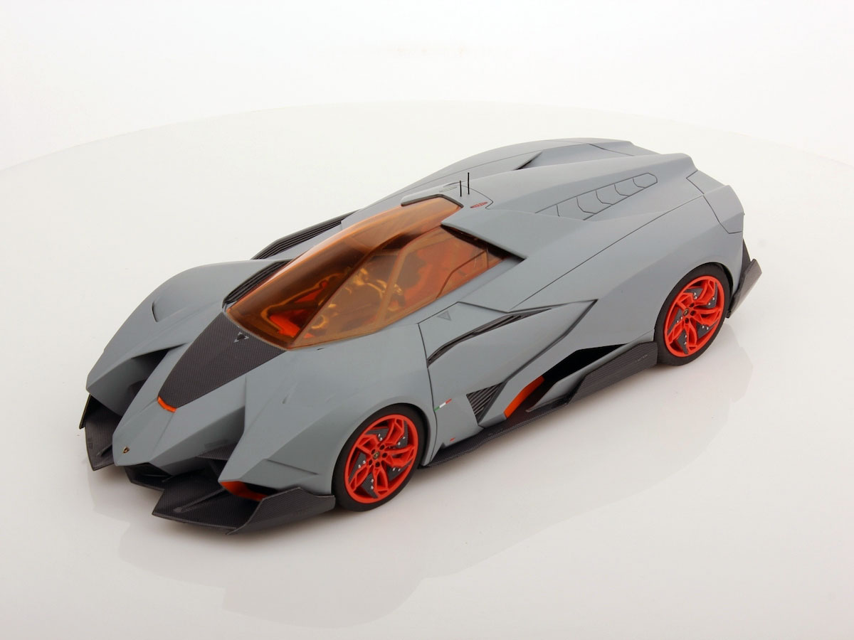 Lamborghini Egoista Mpg | 2017 - 2018 Best Cars Reviews