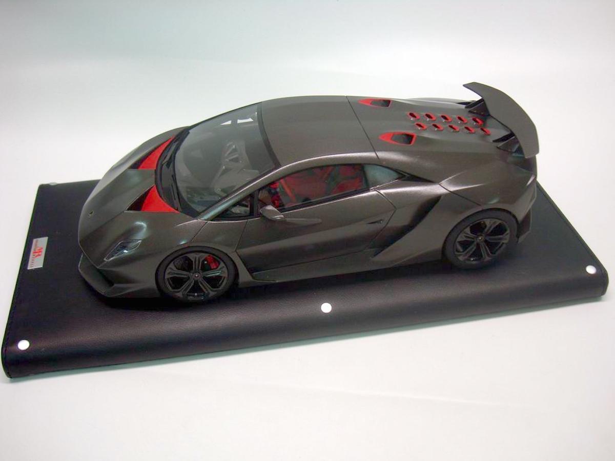 Lamborghini Sesto Elemento 118 MR Collection Models