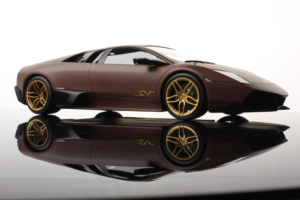Lamborghini Murcilago LP670 4 SV Fixed Wing 118 MR