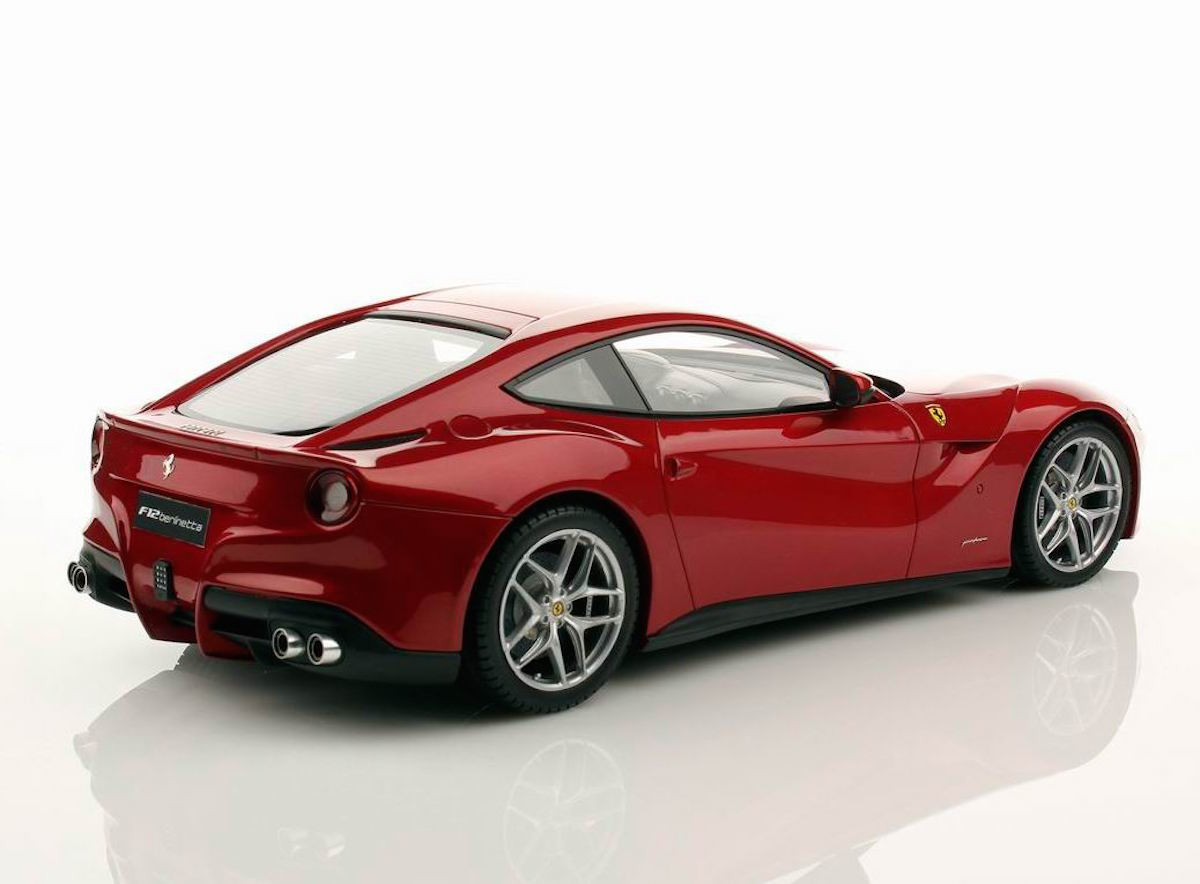 ferrari f12 berlinetta 1 18 mr collection models. Black Bedroom Furniture Sets. Home Design Ideas