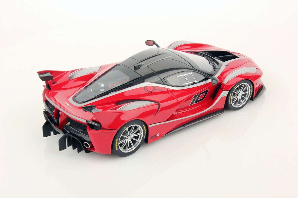 ferrari fxx k 1 18 mr collection models. Black Bedroom Furniture Sets. Home Design Ideas