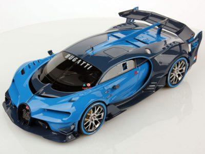 Bugatti Vision GT 1:18