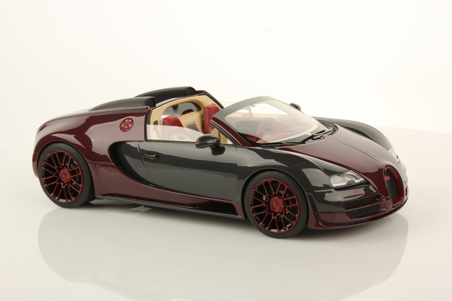 bugatti veyron 16 4 grand sport vitesse la finale 1 18 mr colle. Black Bedroom Furniture Sets. Home Design Ideas