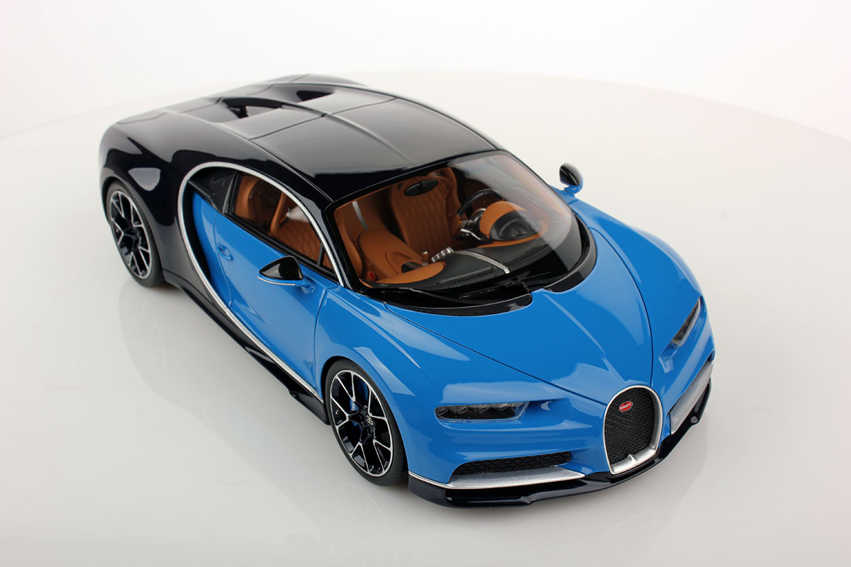 Bugatti Chiron 1 18 Mr Collection Models