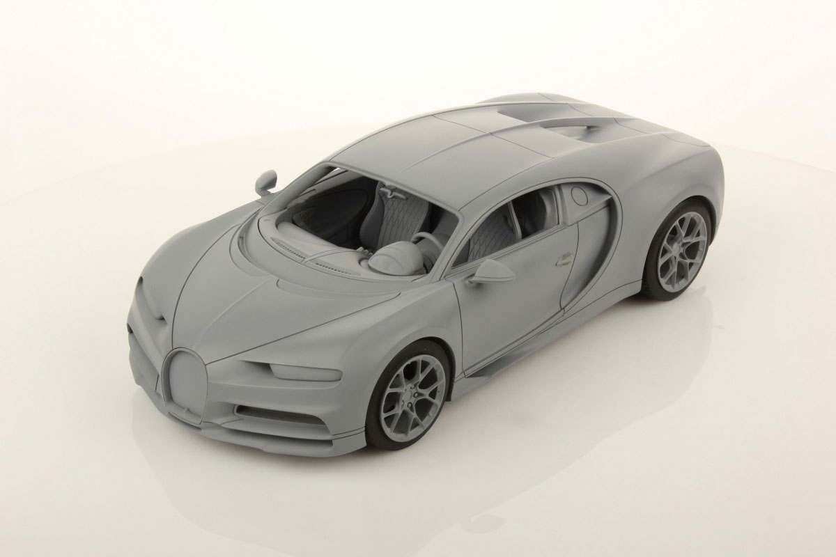 Bugatti Chiron 1 18 Mr Collection Models