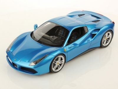 Ferrari 488 Spider hard top 1:18
