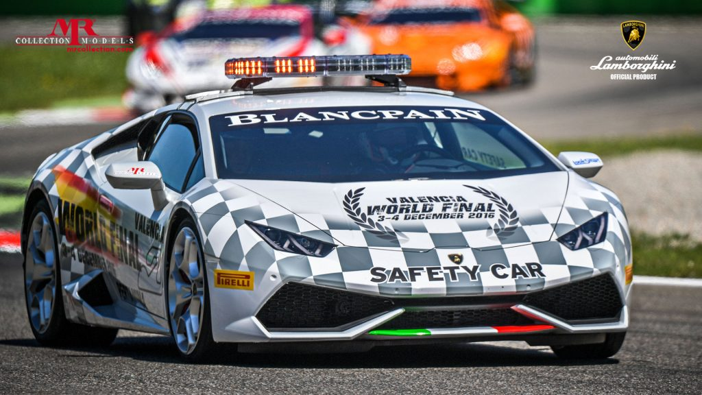 Huracan Safety Car