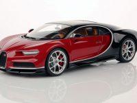 Bugatti Chiron Red 1:18
