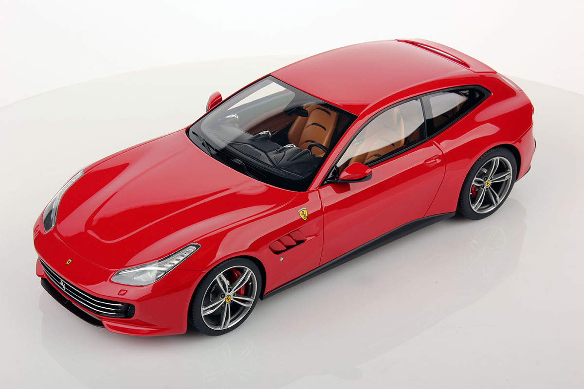 Ferrari Gtc4 Lusso 1 18 Mr Collection Models