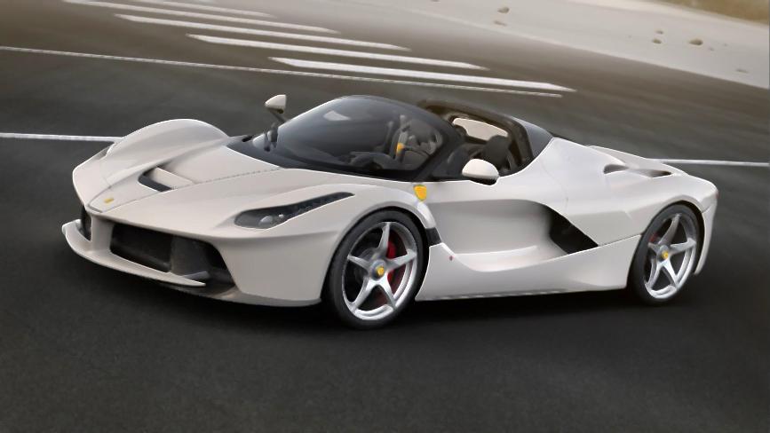 Ferrari Laferrari Aperta 1 18 Mr Collection Models