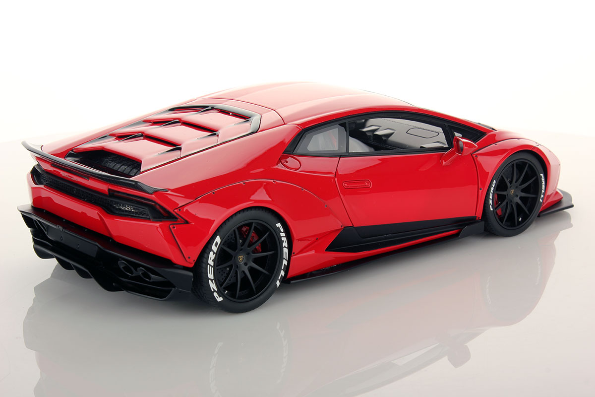 Lamborghini Huracan Aftermarket 1 18 Mr Collection Models