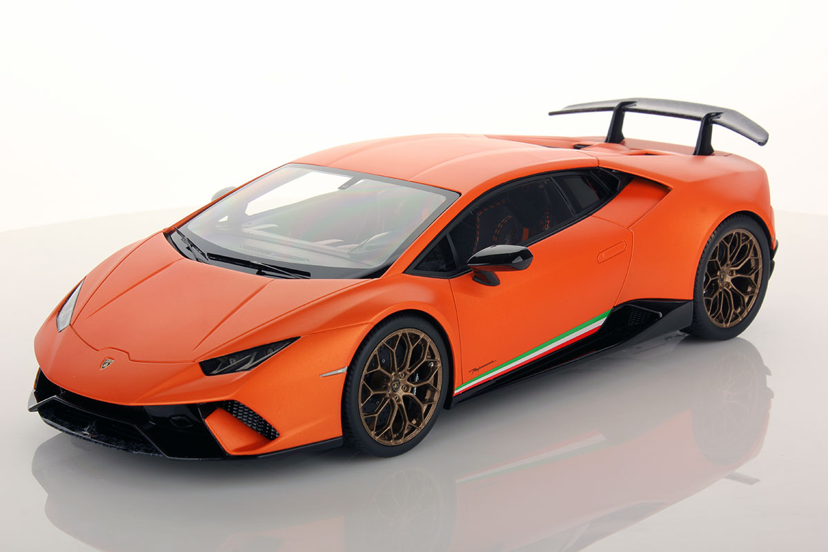 Lamborghini Huracan Performante 1 18 Mr Collection Models